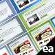 News Sliders Set. 2 - GraphicRiver Item for Sale