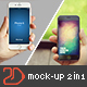 iPhone 6 Mockup Bundle 2 in 1 v2 - GraphicRiver Item for Sale