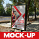 Photorealistic Poster Mock-up - GraphicRiver Item for Sale
