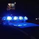 Police Cruiser Flashing Siren Lights - VideoHive Item for Sale