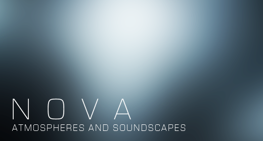 Nova - Ambiances and Soundscapes