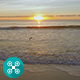 Beach Sunrise Aerial 5 - VideoHive Item for Sale