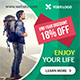 Travel Banner - GraphicRiver Item for Sale