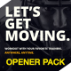 Opener Pack - VideoHive Item for Sale