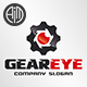 Gear Eye Logo - GraphicRiver Item for Sale