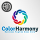 Color Harmony Logo - GraphicRiver Item for Sale