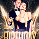 Classy Birthday Party | Psd Flyer Template - GraphicRiver Item for Sale