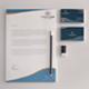 Corporate Business Card & Letterhead - GraphicRiver Item for Sale