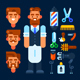 Barber - GraphicRiver Item for Sale