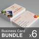 Multipurpose Business Card Bundle | Volume 2 - GraphicRiver Item for Sale