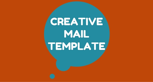 Creative Email Templates
