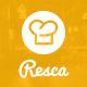 Joomla Restaurant Template - Resca Nulled