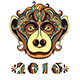 Vector Illustration of a Monkey - GraphicRiver Item for Sale