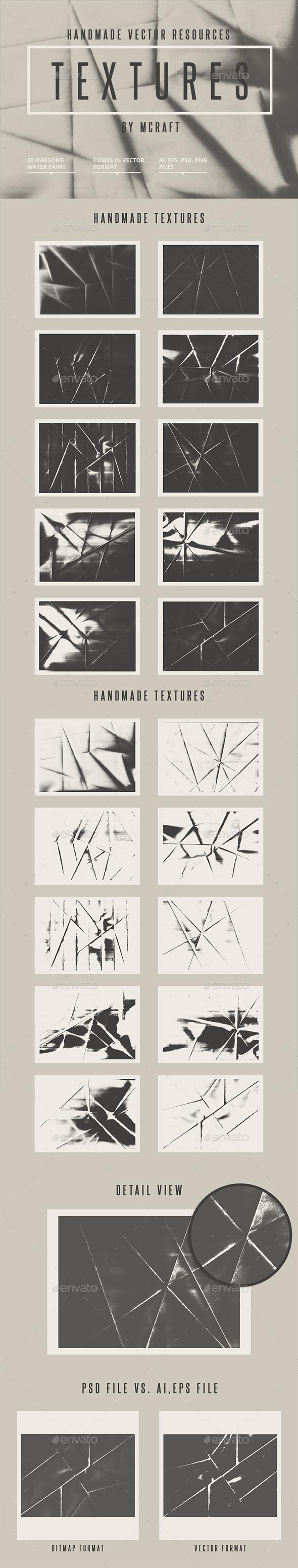 Fold Paper Texture - Paper Textures