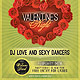 Valentine's Love Night Flyer - GraphicRiver Item for Sale