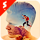Double Exposure2 Photoshop Action - GraphicRiver Item for Sale
