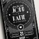 Art Deco Wedding Invitation - GraphicRiver Item for Sale