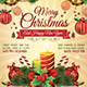 Christmas Party Flyer - GraphicRiver Item for Sale