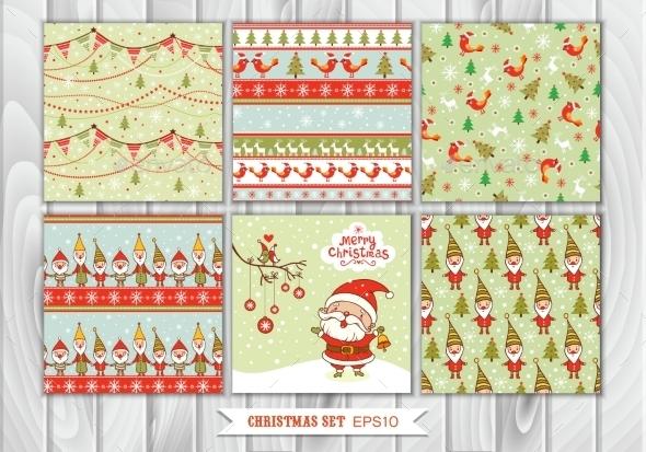 Christmas Illustrations - Christmas Seasons/Holidays