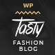 Tasty - Responsive Blog WordPress Theme - ThemeForest Item for Sale