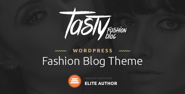 Tasty Responsive Blog WordPress Theme