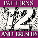 Set of Handmade Texture Pattern and Brushes. - GraphicRiver Item for Sale