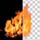 Real Fire  02 - VideoHive Item for Sale