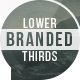 Branded Lower Thirds - VideoHive Item for Sale