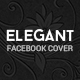 Elegant Facebook Cover - GraphicRiver Item for Sale