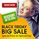 Black Friday Sale Banner - GraphicRiver Item for Sale