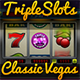Triple slots classic vegas GUI Kit - GraphicRiver Item for Sale
