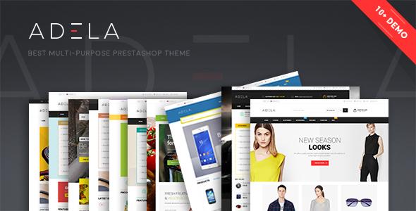 Lexus Adela Opencart 2 Themes