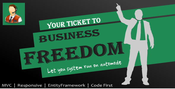 Ticket System - CodeCanyon Item for Sale