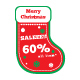 Christmas Sale Badges and Label Template - GraphicRiver Item for Sale