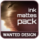 Organic Ink Drop Matte Pack - VideoHive Item for Sale
