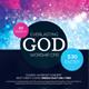 Everlasting God Church Flyer - GraphicRiver Item for Sale