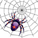 Cartoon Spider - GraphicRiver Item for Sale
