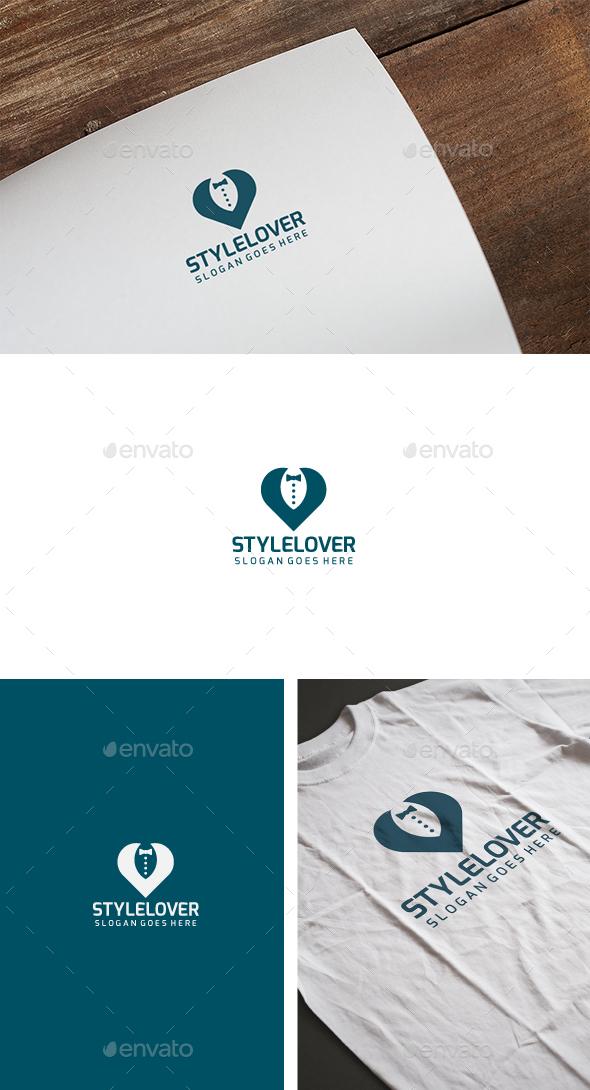 Style Lover Logo - Abstract Logo Templates