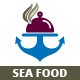 Sea Food Logo - GraphicRiver Item for Sale
