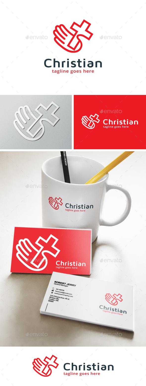 Christian Logo Template - Objects Logo Templates
