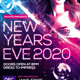 New Years Flyer Vol. 3 - GraphicRiver Item for Sale