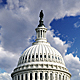 United States Capitol Dome With Storm Clouds - VideoHive Item for Sale