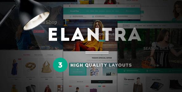 Elantra - Kitchen Store Responsive OpenCart Theme