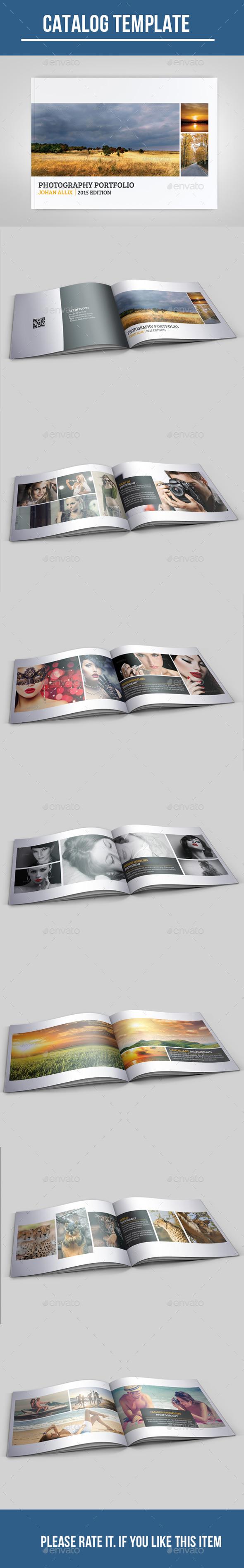 Photography Portfolio - Portfolio Brochures