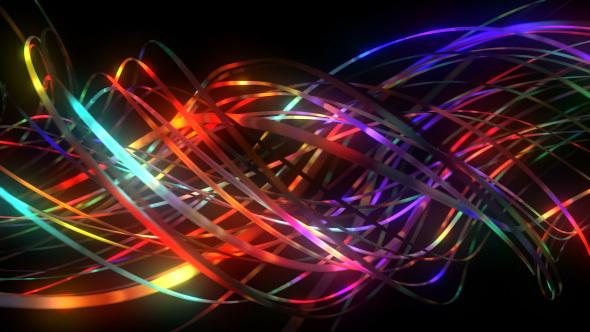 spiral neon lights by gesh tv videohive