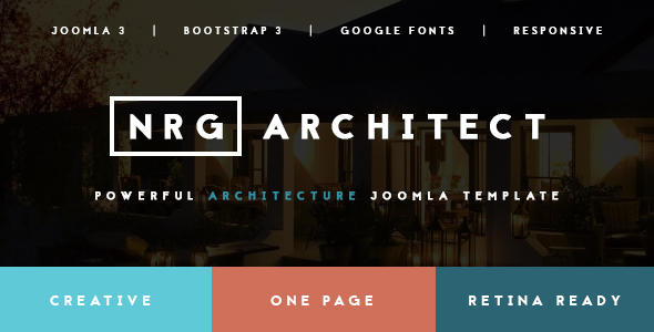 NRGarchitect: For Creative Architecture Businesses