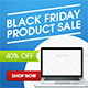 Product Black Friday Sale - GraphicRiver Item for Sale