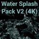 Water Splash Pack 2 - VideoHive Item for Sale