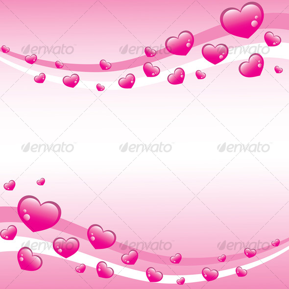 Valentines background - Backgrounds Decorative