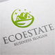Eco Estate Logo - GraphicRiver Item for Sale